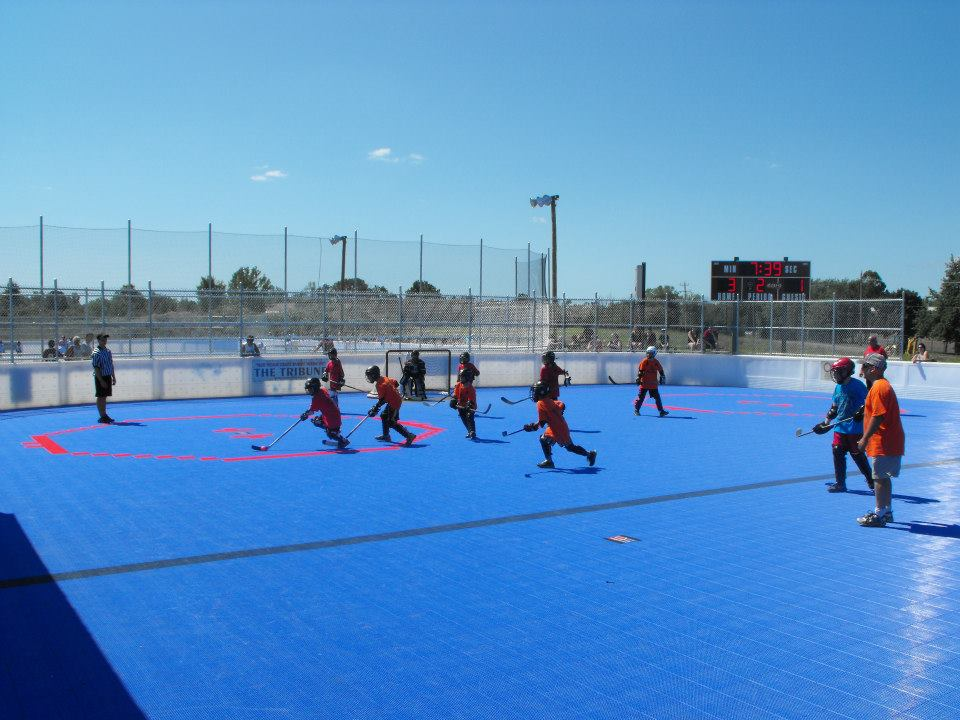 Locations Ball Hockey International