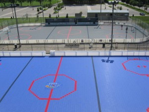 Two Rinks